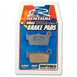 Renthal RC-1 Works Brake Pad (Rear) for CR125R/250R 02-07