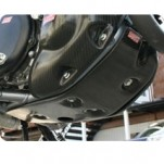 Lightspeed Carbon Fiber Glide Plate for DR-Z400E 00-12