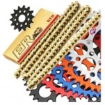 Kawasaki Custom Racing Chain & Sprocket Kit