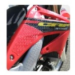 Stomp Grip Tank Shroud Protectors for KX250F 09