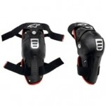 Alpinestars Bionic Knee Guards Black