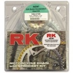 RK 530 (Steel) OEM Chain & Sprocket Kit for YZF-R1 06-08