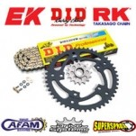 Suzuki Race 520 Conversion Chain & Sprocket Kits