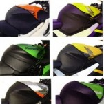 Targa Half-Tank Cover for CBR1100XX 97-03
