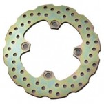 EBC Pro-Lite Contour Rear Brake Rotor for 800 Sport 03