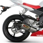 Akrapovic Evolution Line Full Exhaust for YZF-R6 06-07