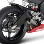 Akrapovic Megaphone Slip-On Exhaust for YZF-R6 06-16