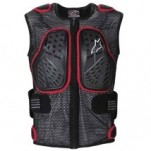 Alpinestars Bionic SP Protection Vest Black/Red