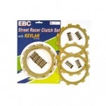 EBC SRC Race/Sport Kevlar Series Clutch Kit for ZX636 ZX6R 03-04