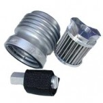 Scotts Stainless Steel Reusable Oil Filter for F650GS 08-10