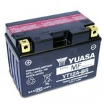 Yuasa AGM (Maintenance-Free) Battery for SV650/S 99-02