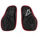 Alpinestars Replacement Bionic Chest Pads Black/Red