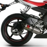 Akrapovic Evolution Line Full Exhaust (w/ Hexagonal Muffler) for YZF-R6 08-14