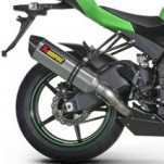 Akrapovic Evolution Kit Full Exhaust for ZX10R 08-09