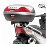 Givi SR364 Top Case Mounting Hardware for T-Max 500 08-09