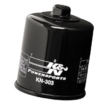 K&N Oil Filter for ZG1400 Concours 08-14