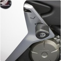 R&G Aero Style Frame Sliders for VFR1200 09-15