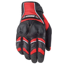 Joe Rocket Men's Phoenix 4.0 Gloves Red/Black/Silver