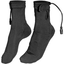 Firstgear Heated Socks Black