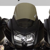 Zero Gravity Double Bubble Windscreen for KLR650R 08-16