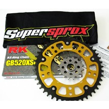 Supersprox 520 Lifetime Drive Kit for YZF R6 06-16
