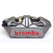 Brembo HPK M4 108 mm Cast Monoblock Caliper Kit with Spacers for ZX10R Ninja 08-10