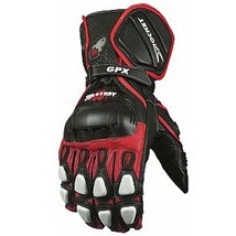 Joe Rocket Men's GPX 2.0 Gloves Black/Red/White