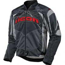 Icon Men's Contra Textile Jacket Slate