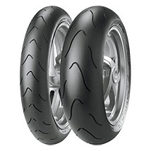 Metzeler Racetec Interact Tire Rear for RSV4R 09-14