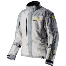 Klim Latitude 840 Jacket Gray
