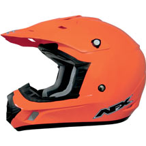 AFX FX-17 Helmet Solid Safety-Orange