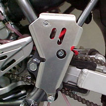 Works Connection Frame Guards for RM85 05-15