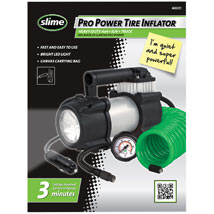 Slime Heavy-Duty Tire Inflator