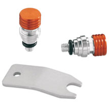 Moose Racing Pressure Relief Valve Kits for 65/85 SX 95-13