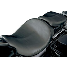 Danny Gray Speedcradle Solo Seat Plain Smooth for FLTR 08-13