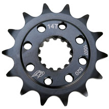 Driven 520 Steel Front Sprocket for ZX6R 07-12
