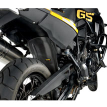 Maier Rear Splash Guard for F650 GS Twin 08-12