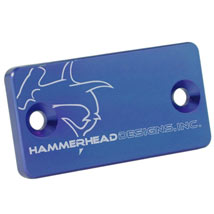 Hammerhead Front Brake Master Cylinder Cover for YZ125 01-07 (Closeout)