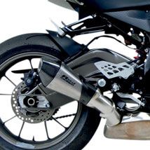 Yoshimura R-55 Slip-On Exhaust for S1000RR 10-14