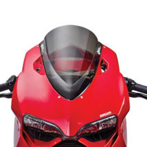 Zero Gravity Double Bubble Windscreen for Panigale 1199 11-14