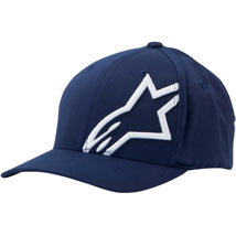 Alpinestars Corp Shift 2 Flexfit Hat Navy/White