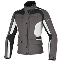 Dainese Zima Lady Gore Tex Jacket Dark-Grey/Grey