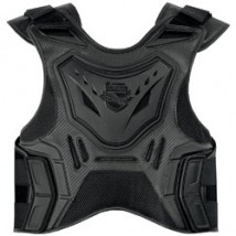 Icon Men's Field Armor Stryker Vest Black