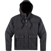 Icon Men's 1000 Stavanger Hoodie Charcoal