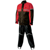 Nelson Rigg SR-6000 Stormrider Rain Suit Red