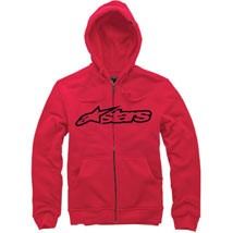 Alpinestars Blaze Fleece Red (Closeout)