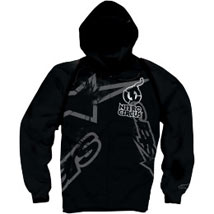 Alpinestars  Shattered Hoody Black