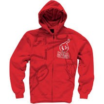 Alpinestars  Shattered Hoody Red (Closeout)