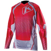 Klim Mojave Jersey Red/Gray