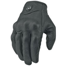 Icon Men's Pursuit Gloves Black